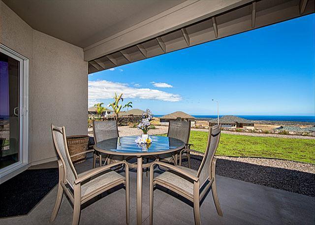 Outdoor Dining with Ocean Views - Kila Kila House - Waikoloa - rentals