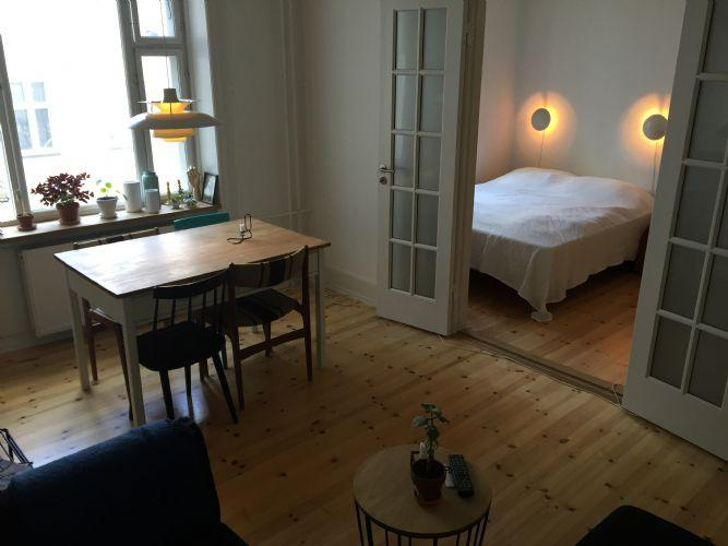 Vester Voldgade Apartment - Lovely Copenhagen centrally located in the old city - Copenhagen - rentals