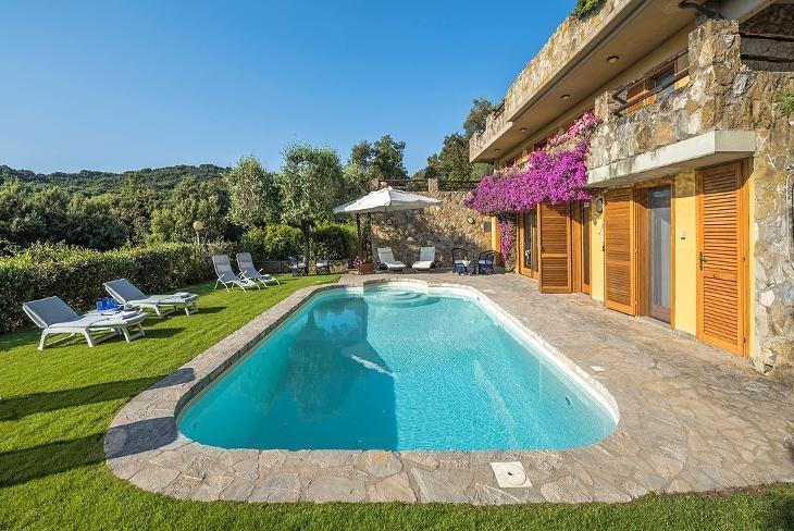 Villa il Poggio - Image 1 - Punta Ala - rentals