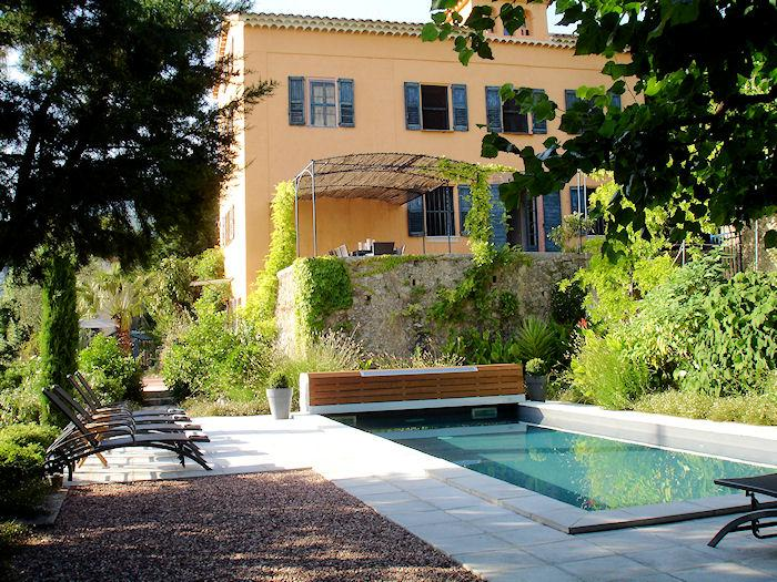 Grasse Côte d'Azur, Superb bastide 8p private pool with nice view - Image 1 - Grasse - rentals