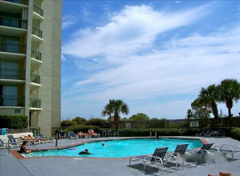One of our Oceanfront Pools - Available NOV 1 - JAN 2 - Myrtle Beach - rentals
