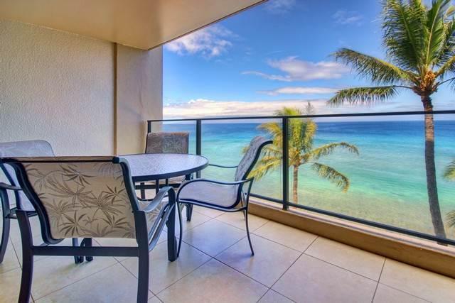 Mahana Resort #616 Ocean Front - Image 1 - Lahaina - rentals