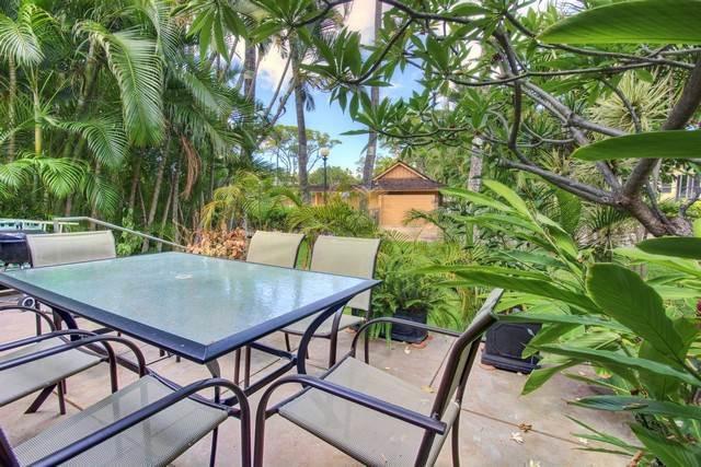 Puamana 55-3 Superior Garden View - Image 1 - Lahaina - rentals