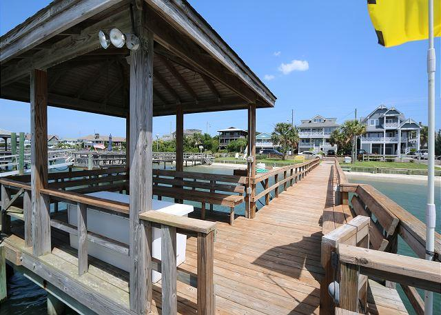 Schmid -  Very spacious & elegant home with outstanding ocean and sound views - Image 1 - Wrightsville Beach - rentals