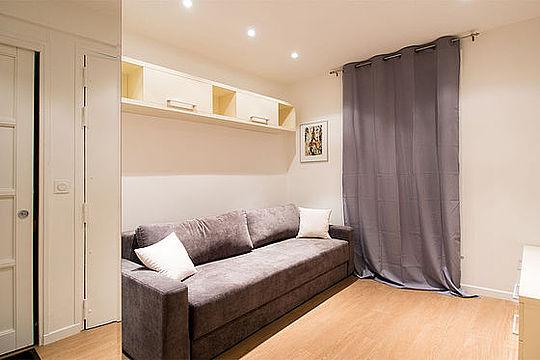 Sejour - studio Apartment - Floor area 13 m2 - Paris 6° #10616302 - Paris - rentals