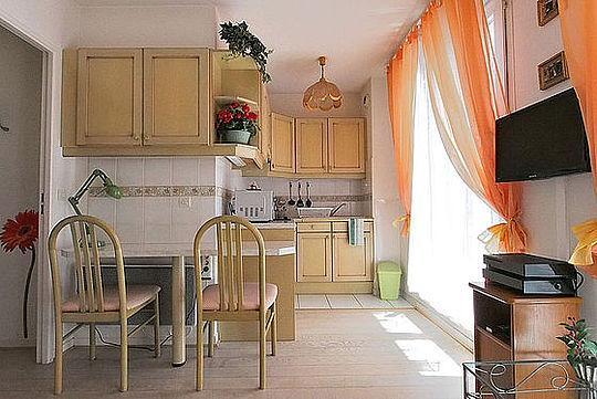 Sejour - studio Apartment - Floor area 22 m2 - Paris 19° #1199665 - Paris - rentals