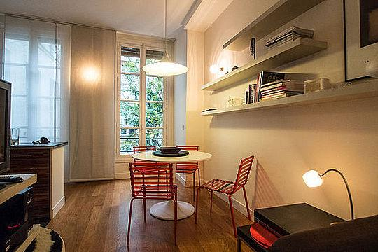 Sejour - 1 bedroom Apartment - Floor area 44 m2 - Paris 6° #20610278 - Paris - rentals