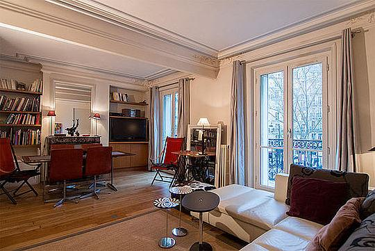Sejour - 1 bedroom Apartment - Floor area 55 m2 - Paris 7° #20713818 - Paris - rentals