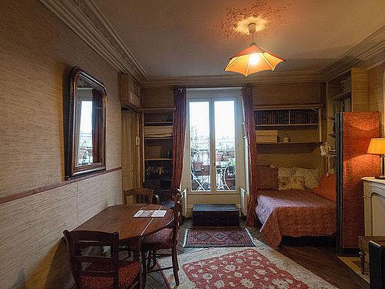 Sejour - 1 bedroom Apartment - Floor area 33 m2 - Paris 10° #2103481 - Paris - rentals