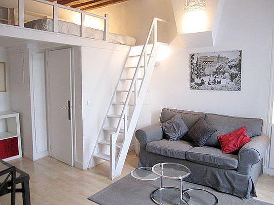 Sejour - 1 bedroom Apartment - Floor area 30 m2 - Paris 2° #30212976 - Paris - rentals