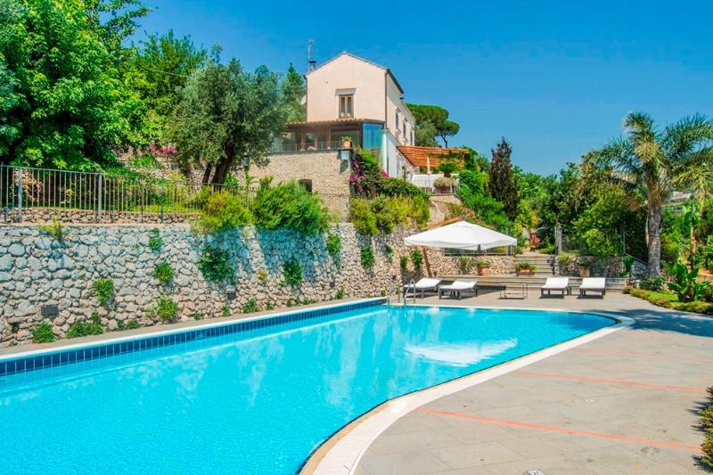 Villa Carrubo - Image 1 - Vietri sul Mare - rentals