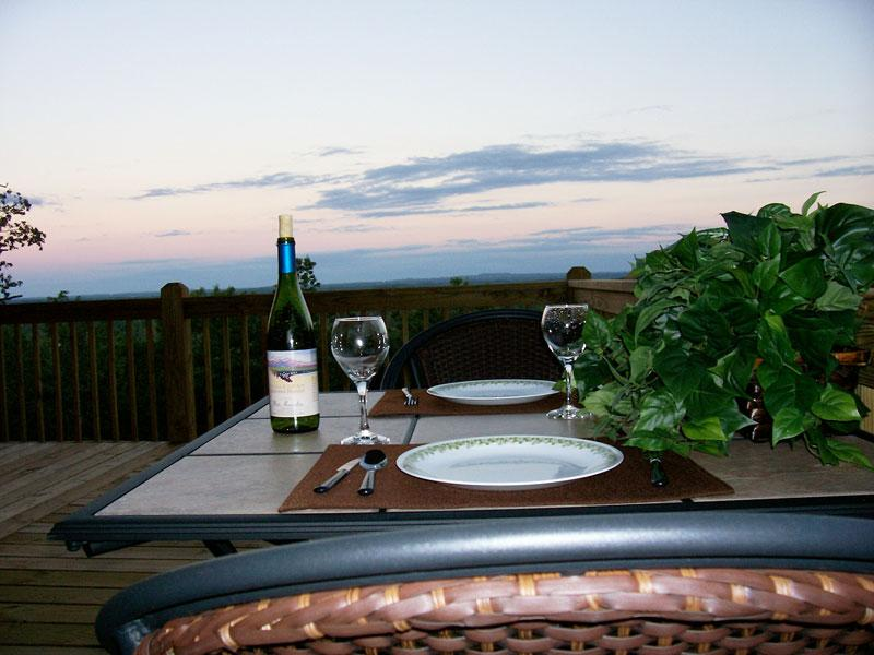 Enjoy a Romantic Dinner under the Stars - Bella Vista - Helen - rentals