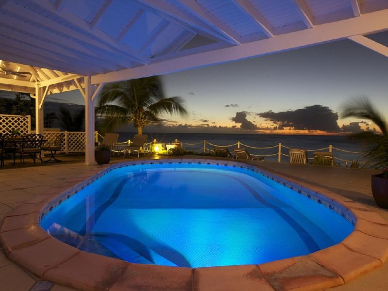 Belle Amour - Ideal for Couples and Families, Beautiful Pool and Beach - Image 1 - Simpson Bay - rentals