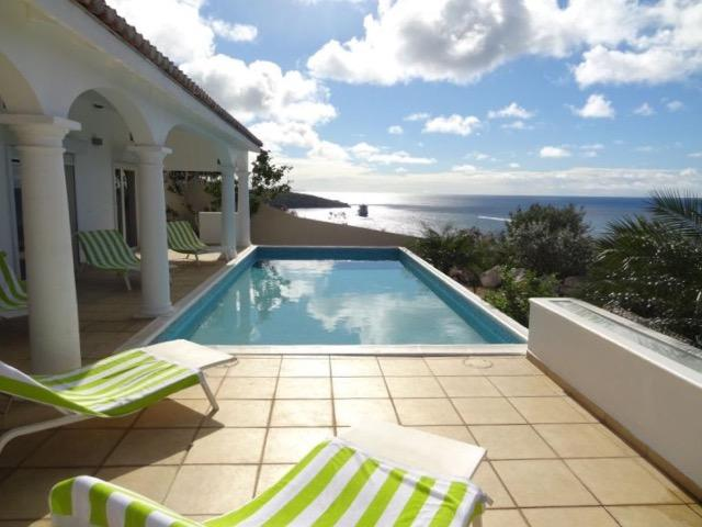 Summer Hill in Pelican Key, Saint Maarten - Gated, private pool - Image 1 - Pelican Key - rentals