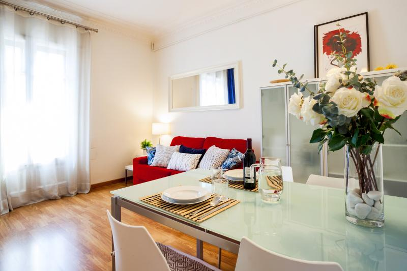 Gran Via A Apartment - Image 1 - Barcelona - rentals