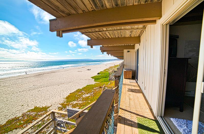 709/On the Beach *Ocean Front/Reduced Off Season* - 709/On the Beach *Ocean Front/Reduced Off Season* - La Selva Beach - rentals