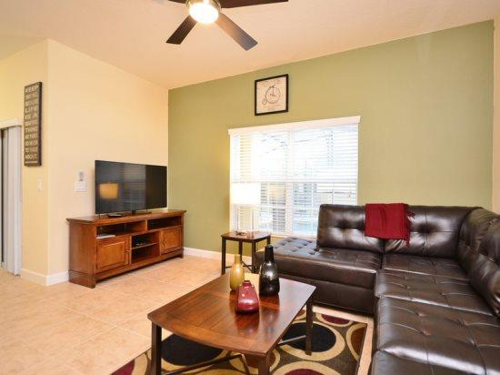 4 Bed 3 Bath Town Home In Paradise Palms Resort. 8966SPR. - Image 1 - Orlando - rentals