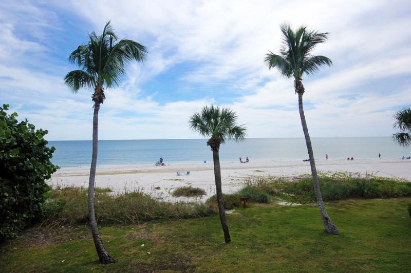 View from Unit - Pointe Santo E27 - Sanibel Island - rentals