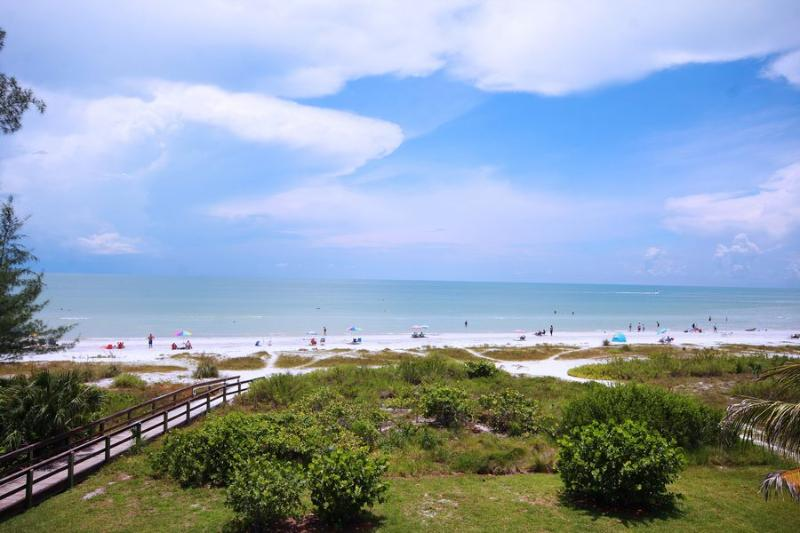 View from Unit - Loggerhead Cay 503 - Sanibel Island - rentals
