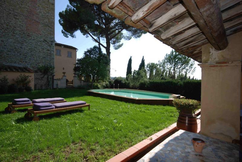 Villa in Tuscany in a Small Village - Villa Giovi - 10 - Image 1 - Arezzo - rentals