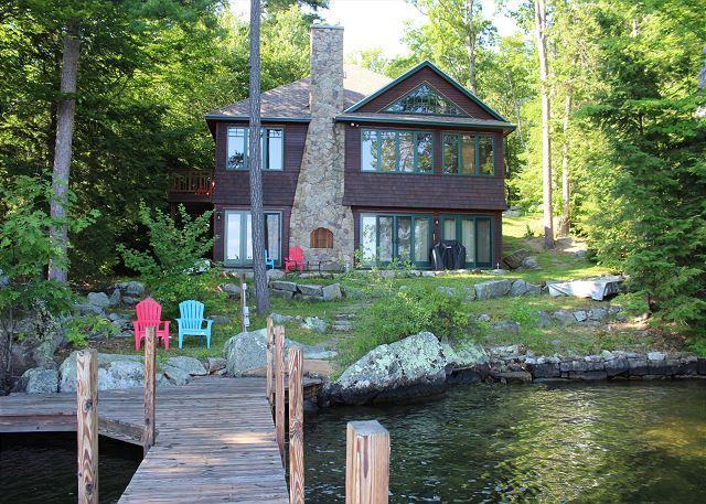 Lake Winnipesaukee waterfront (WAS77Wfa) - Image 1 - Meredith - rentals