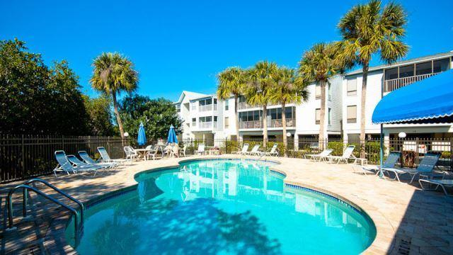 Pool - Sandy Point Cove 112 - Holmes Beach - rentals