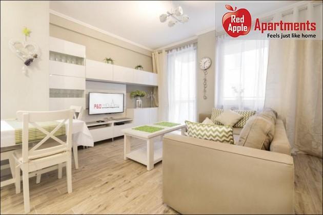 Sublime Wileńska 2 Bedroom Apartment: Warsaw - 6913 - Image 1 - Warsaw - rentals