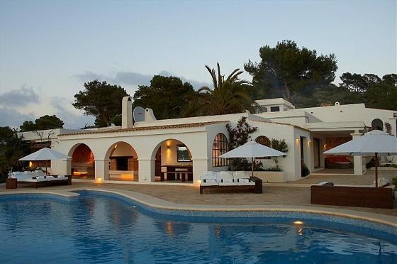8 bedroom Villa in Es Cubells, Ibiza, Ibiza : ref 2240096 - Image 1 - Es Cubells - rentals