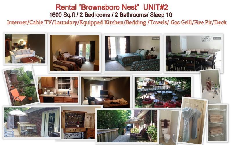 "Rental ""Brownsboro Nest"" (Sleep 10) - Image 1 - Louisville - rentals"