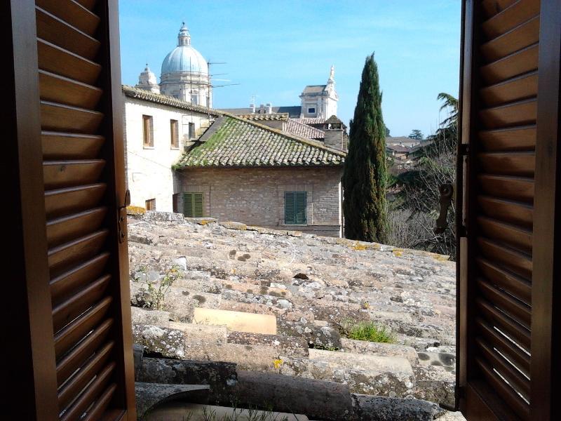 """Panorama - """"Casa Fulvia""""- Apartment in Assisi, Umbria, Italy - Assisi - rentals"""