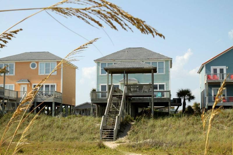 Wind Swept 2207 East Beach Drive - Image 1 - Oak Island - rentals
