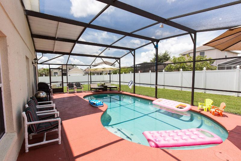 The Pool - Luxury villa with private yard/pool in golf resort - Kissimmee - rentals