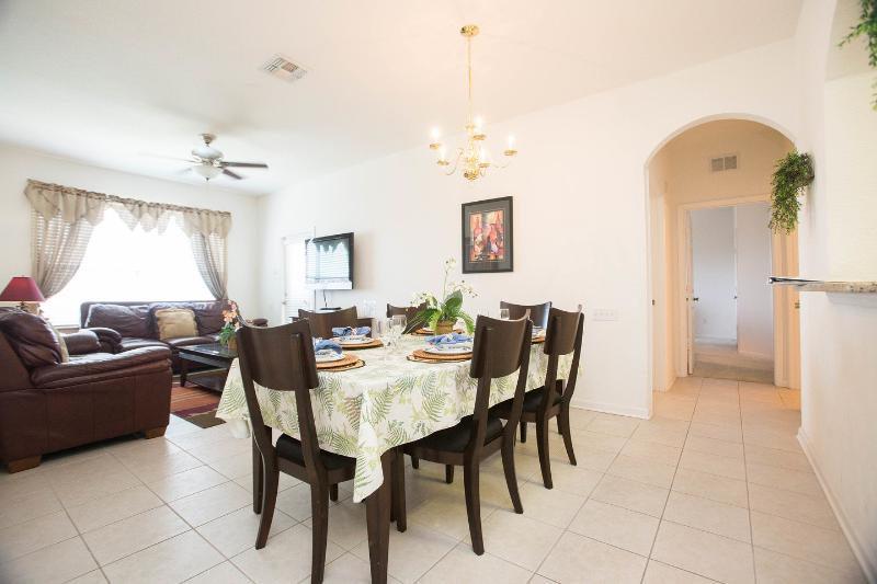 Dining Room - Donald Duck's Condo - Kissimmee - rentals