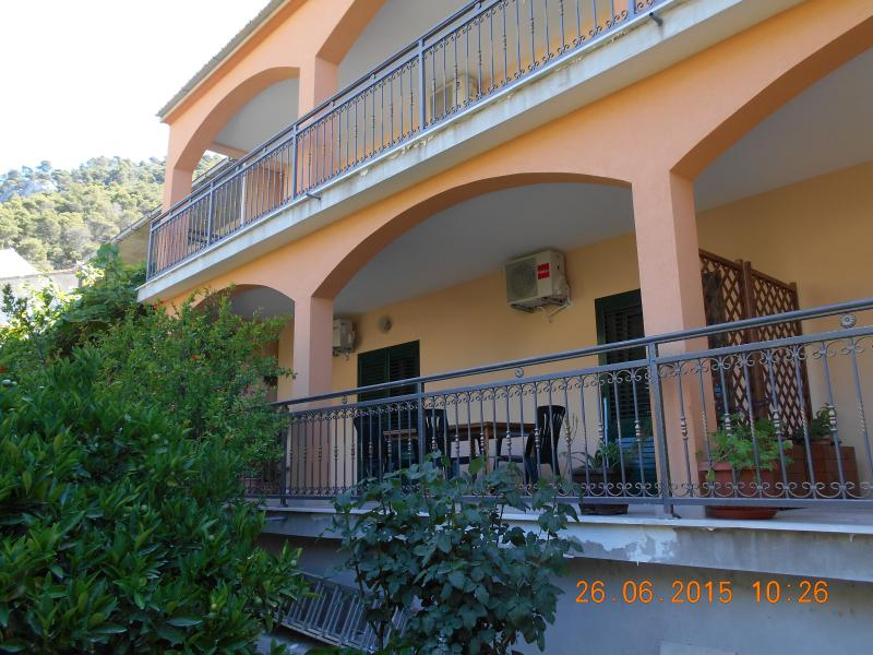 Terace - Apartmani Anita 1 - Hvar - rentals