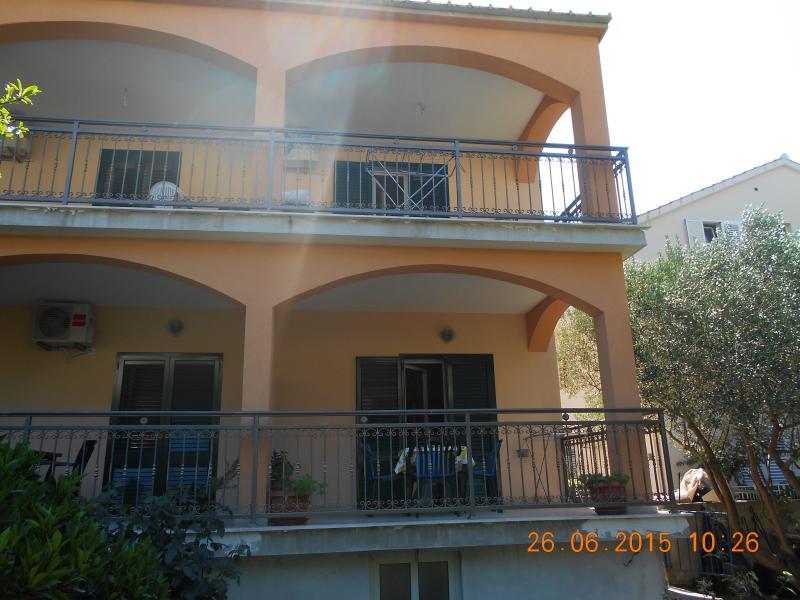 terace - Apartmani Anita 2 - Hvar - rentals
