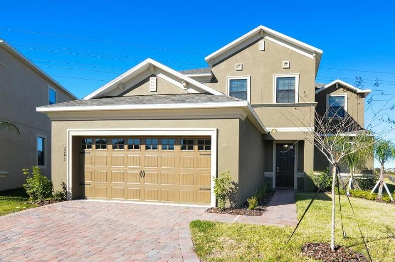 Luxury 5-bed Pool Home, Game Rm, WiFi- Frm $145nt! - Image 1 - Orlando - rentals