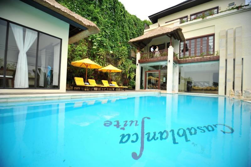 2 BR Tropical Private Pool Villa Casablanca Suite - Image 1 - Ungasan - rentals