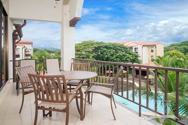 Pacifco L612 - 2 Bedroom Condo Overlooking Pool! - Image 1 - Playas del Coco - rentals