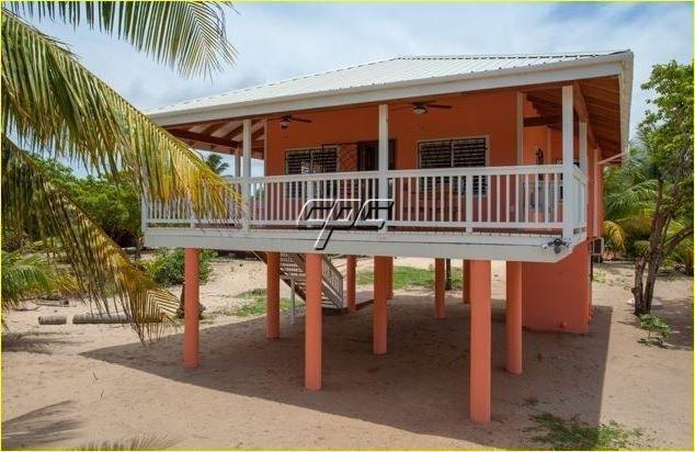 Beach Front, Casita del Mar, Hopkins Belize - Image 1 - Hopkins - rentals