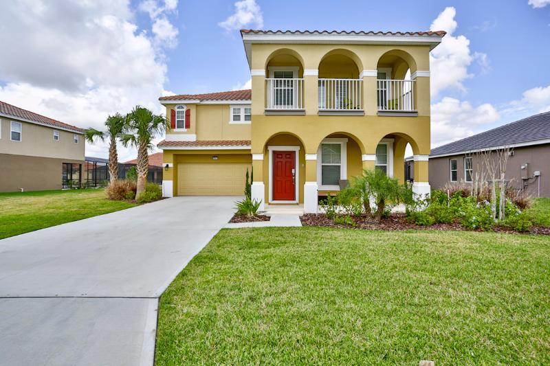 Luxury 6Bd Pool Hm w/ Spa,GmRm,Wifi-Frm $160nt! - Image 1 - Orlando - rentals