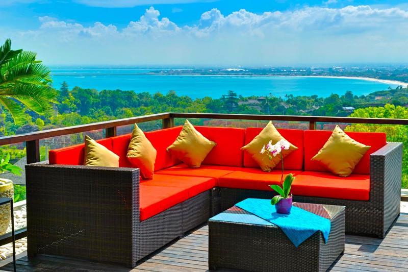 Panoramic Sea View, Beside The Beach - MV003 - Image 1 - Canggu - rentals
