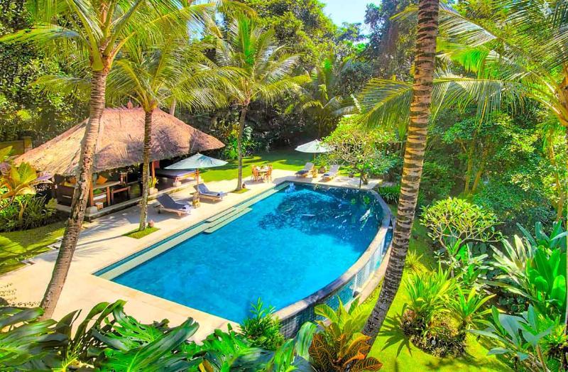 Garden & Pool View - MV004 - Image 1 - Thailand - rentals