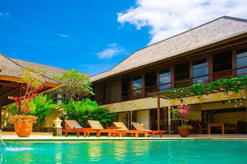 Garden & Pool View, Beside The Beach - MV017 - Image 1 - Thailand - rentals