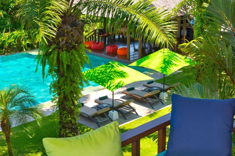 Garden & Pool View, Beside The Beach - MV020 - Image 1 - Thailand - rentals