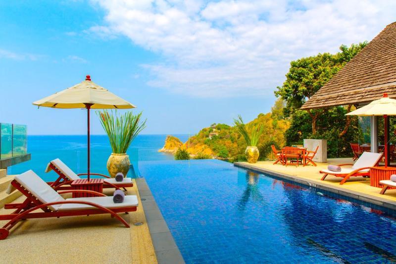 Panoramic Sea View, Beside The Beach - PSR01 - Image 1 - Rawai - rentals