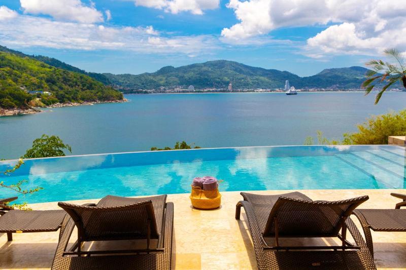Panoramic Sea View, Beside The Beach - PSR06 - Image 1 - Rawai - rentals