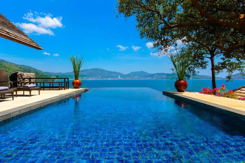 Panoramic Sea View, Beside The Beach - PSR07 - Image 1 - Rawai - rentals
