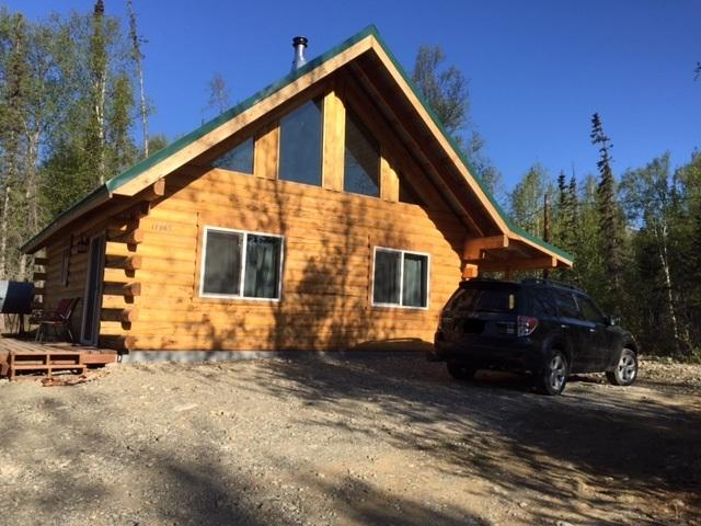 Alaskan Log Home At The Lake - Image 1 - Palmer - rentals