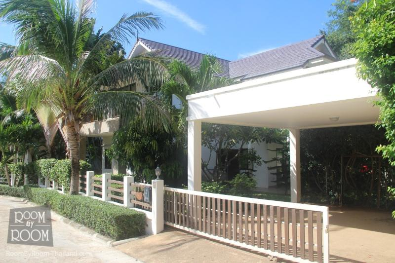 Villas for rent in Hua Hin: V6199 - Image 1 - Hua Hin - rentals