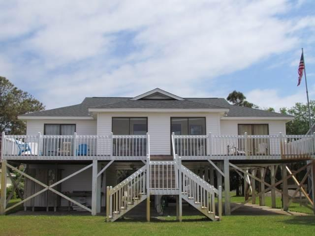 "3316 Palmetto Blvd - ""Salley House"" - Image 1 - Edisto Beach - rentals"